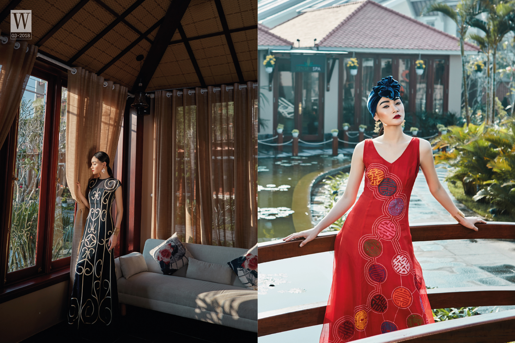 Wanderlust Tips Magazine | The meticulous care of silk
