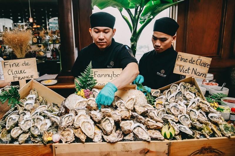 Wanderlust Tips Magazine | Attractive culinary events in June at Hôtel des Arts Saigon