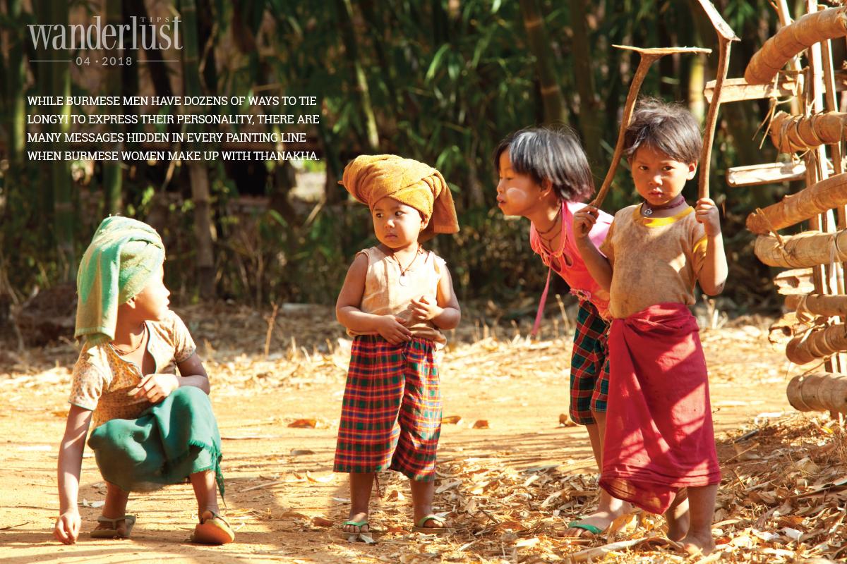 Wanderlust Tips Magazine   Thanakha lingers on the cheek