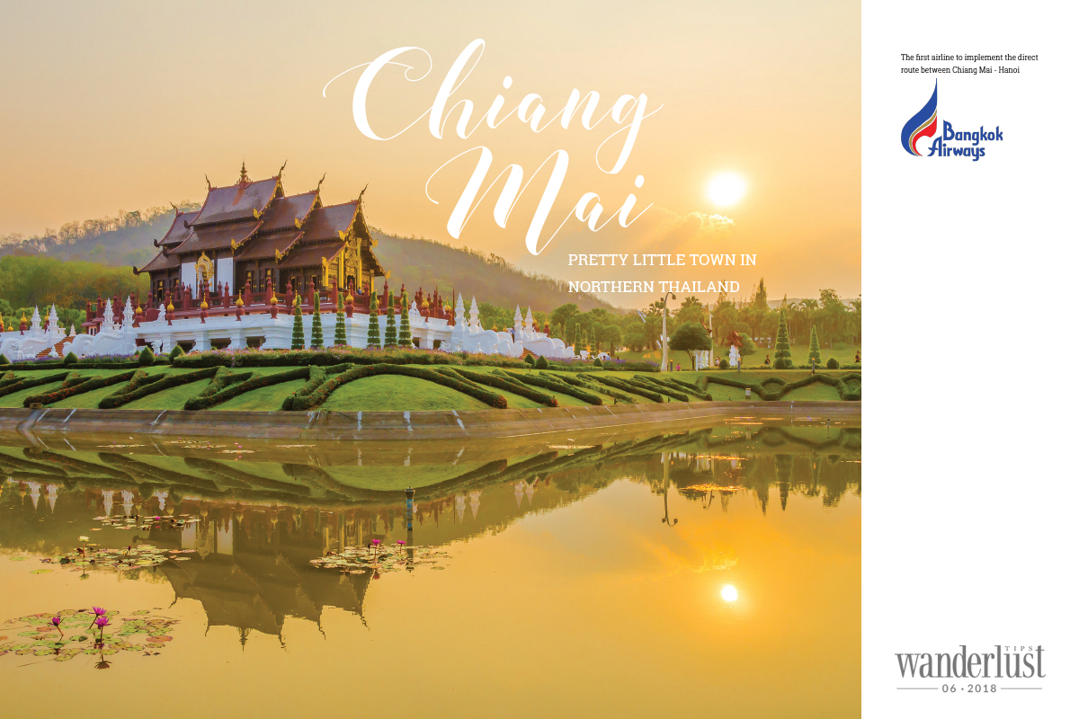Wanderlust Tips Magazine   Chiang Mai - pretty little town in Northern Thailand