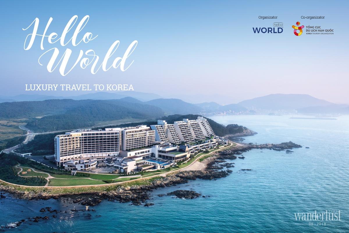 Wanderlust Tips Magazine   Hello World - Luxury travel to Korea