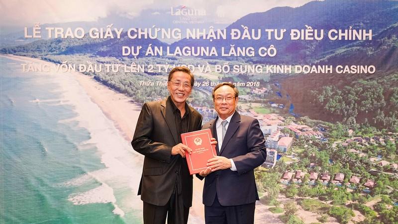 Wanderlust Tips Magazine | Laguna Lăng Cô celebrated its five-year anniversary