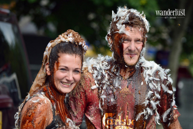 Wanderlust Tips Magazine   5 unusual wedding customs around the world