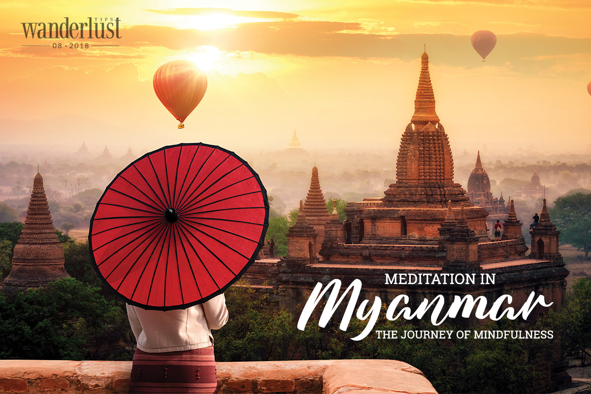 Wanderlust Tips Magazne | Meditation in Myanmar – the journey of mindfulness