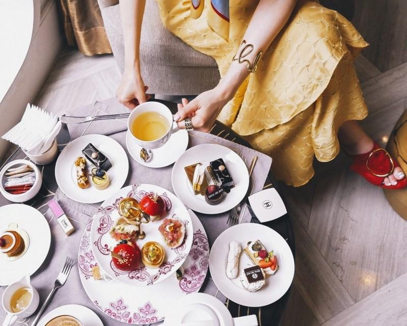 Wanderlust Tips Magazine | Paris-Saigon Afternoon Tea at Café Des Beaux-Arts