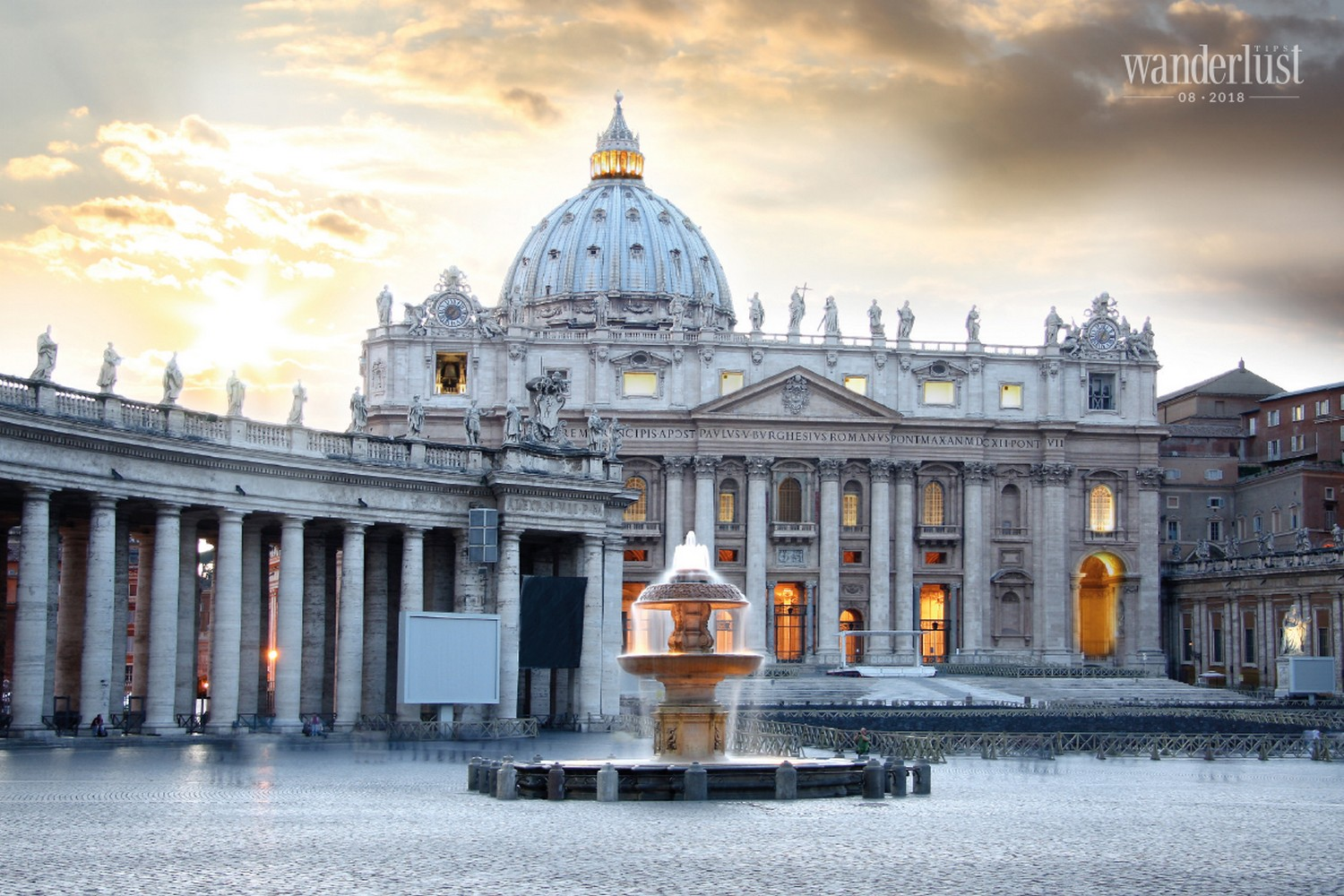 Wanderlust Tips Magazine   Religious imprints on mysterious holy lands