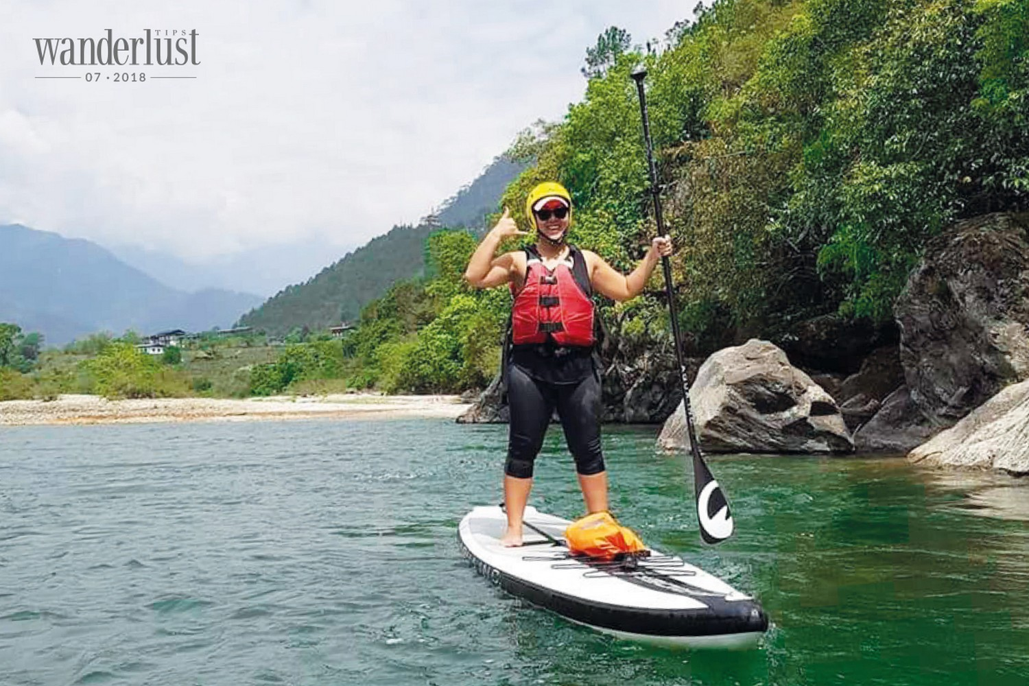 Wanderlust Tips Magazine   Stand-up Paddle boarding being adrift a faraway land (part 2)