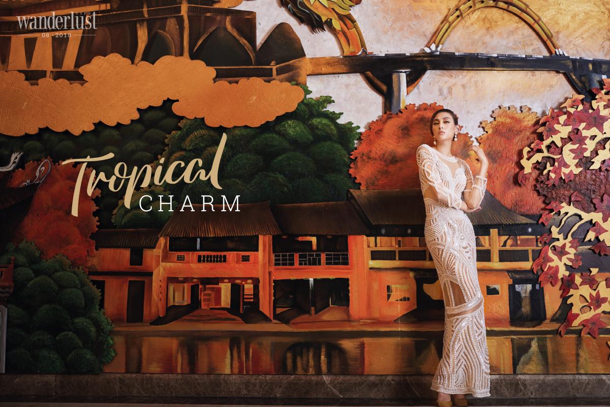 Wanderlust Tips Magazine | Tropical charm