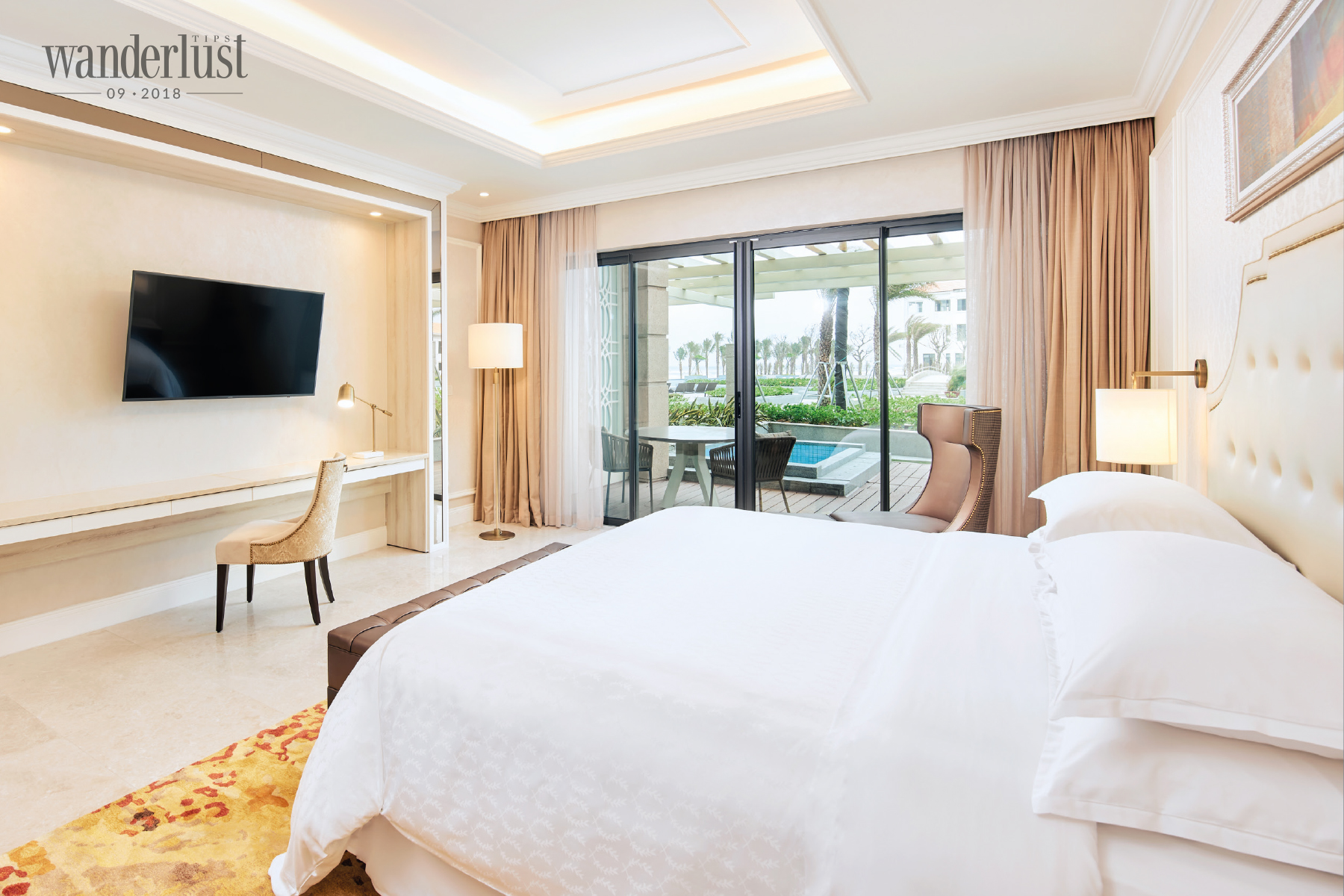 Wanderlust Tips Magazine | Interview with Frank Bochmann - General Manager of Sheraton Grand Danang Resort