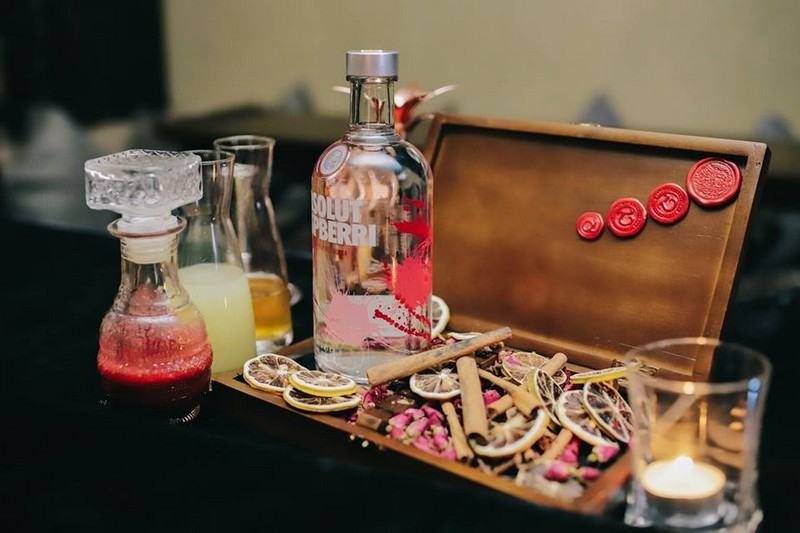 Wanderlust Tips Magazine | Launch of new fragrance cocktails at Social Club Saigon