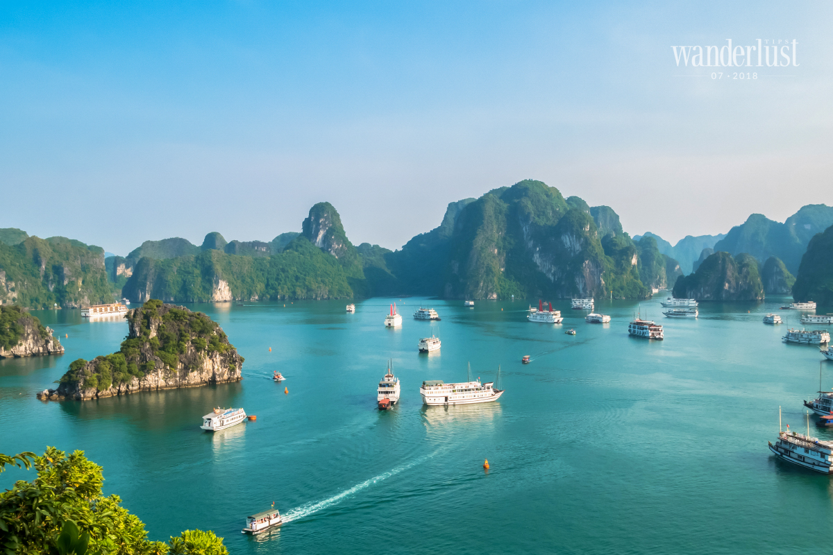 Wanderlust Tips Magazine   Starlight - the safest, most class boat in Halong Bay