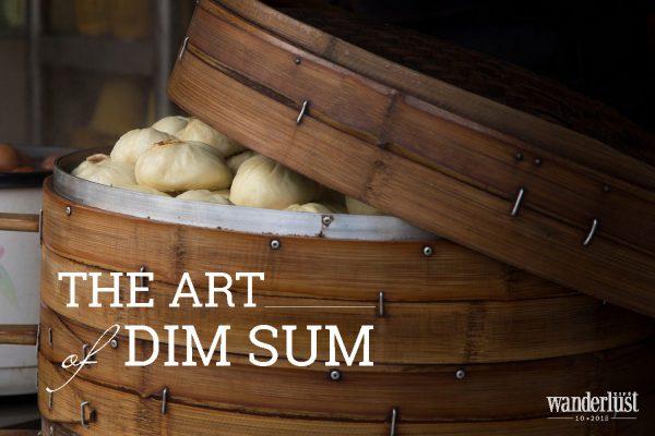 Wanderlust Tips Magazine | The art of Dim Sum