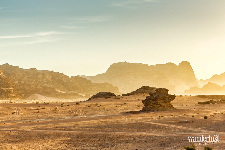 Wanderlust Tips Magazine   Southern Jordan UNESCO world heritage sites that harmonize civilisation and wilderness