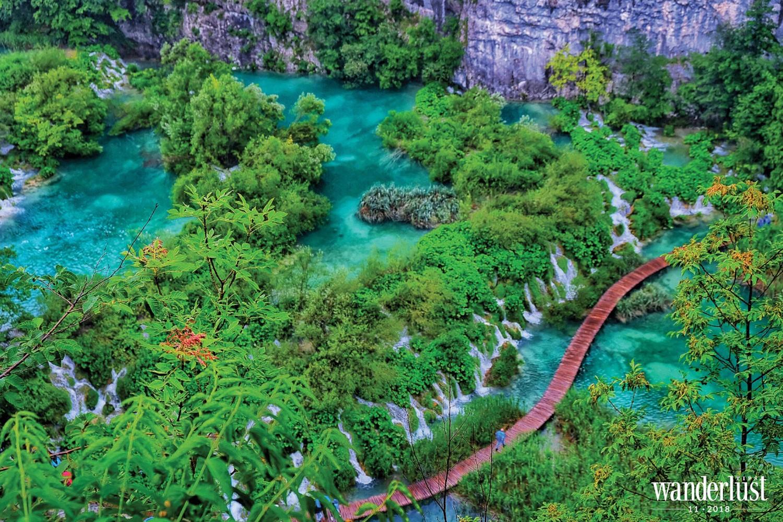 Wanderlust Tips Magazine | A tranquil and verdant Croatia