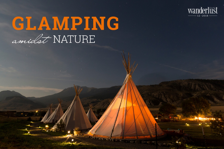 Wanderlust Tips Magazine | Glamping amidst nature