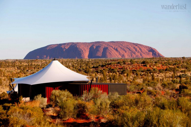 Wanderlust Tips Magazine | The world's 7 glamping sites