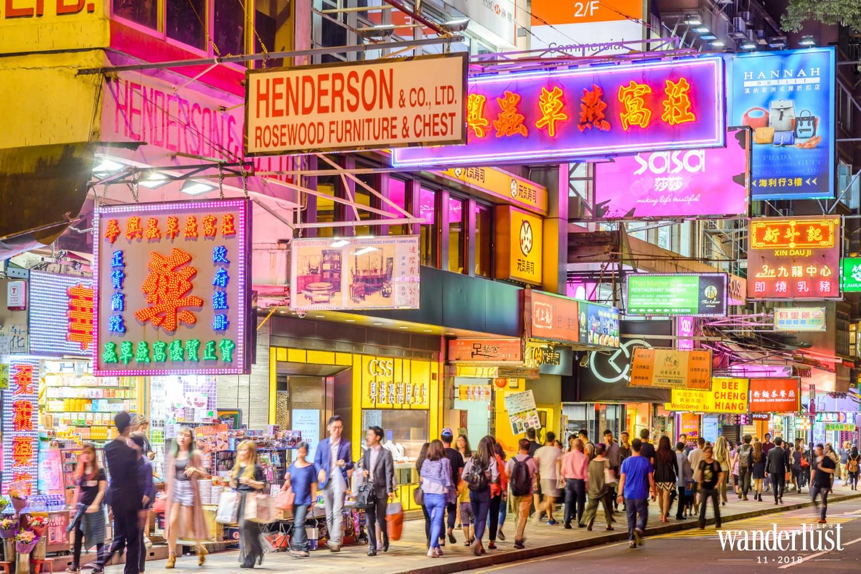 Wanderlust Tips Magazine   The world's paradises for shopaholics