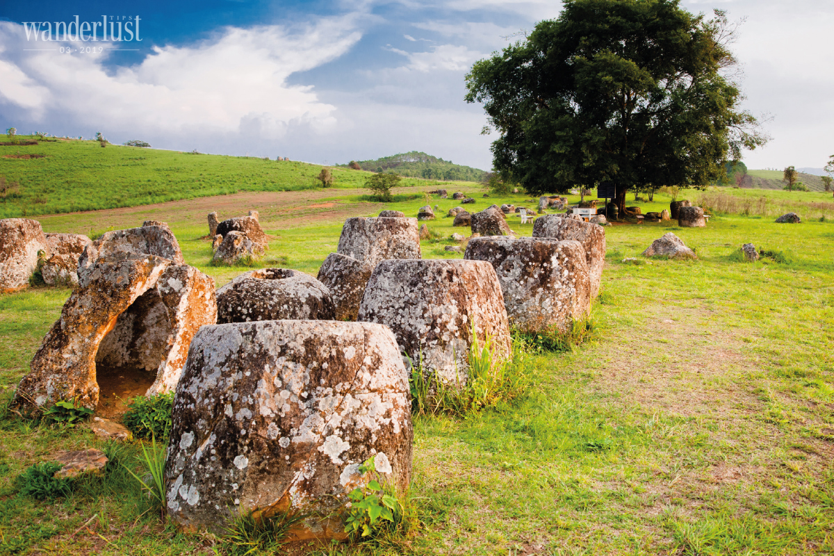 Wanderlust Tips Magazine | Legend of the Plain of Jars