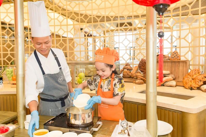 Wanderlust Tips Magazine   Sheraton Grand Danang Resort introduces new kids ambassador program with Chu Diep Anh