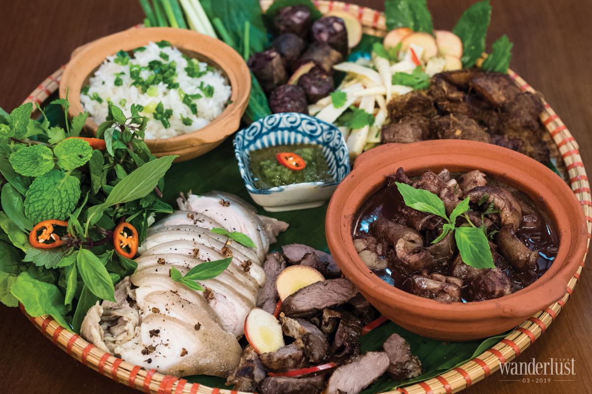 Wanderlust Tips Magazine | Vietnamese fermented rice delicate sour features in Vietnamese cuisine