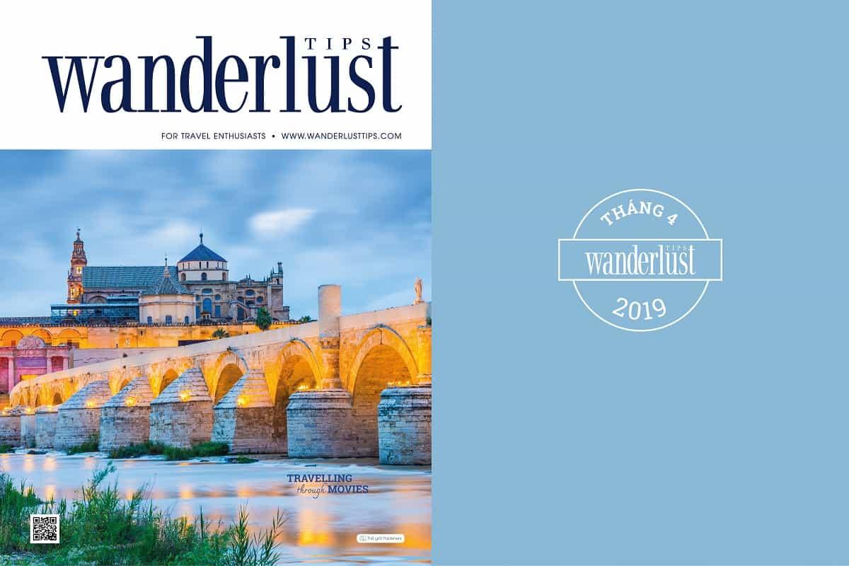 Wanderlust Tips Magazine | Wanderlust Tips Magazine April 2019: Travelling through movies