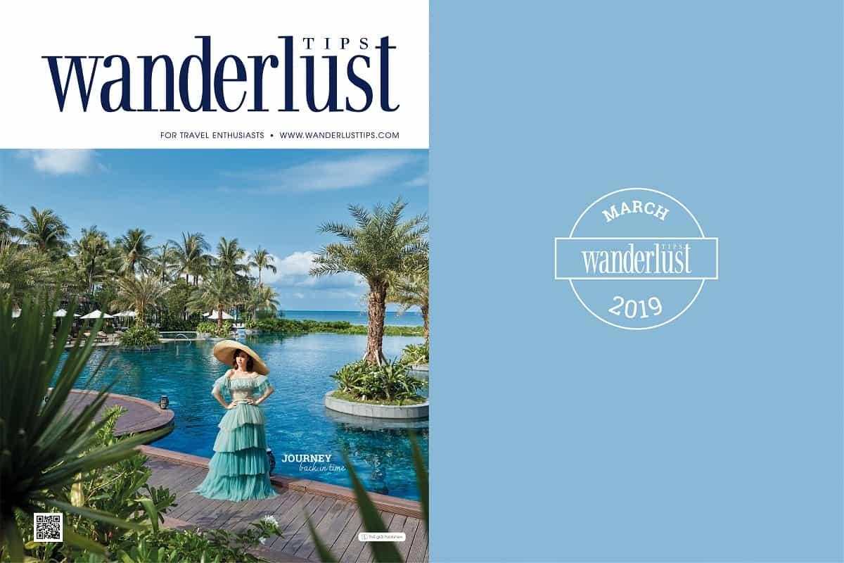 Wanderlust Tips Magazine | Wanderlust Tips Magazine March 2019: A journey through history