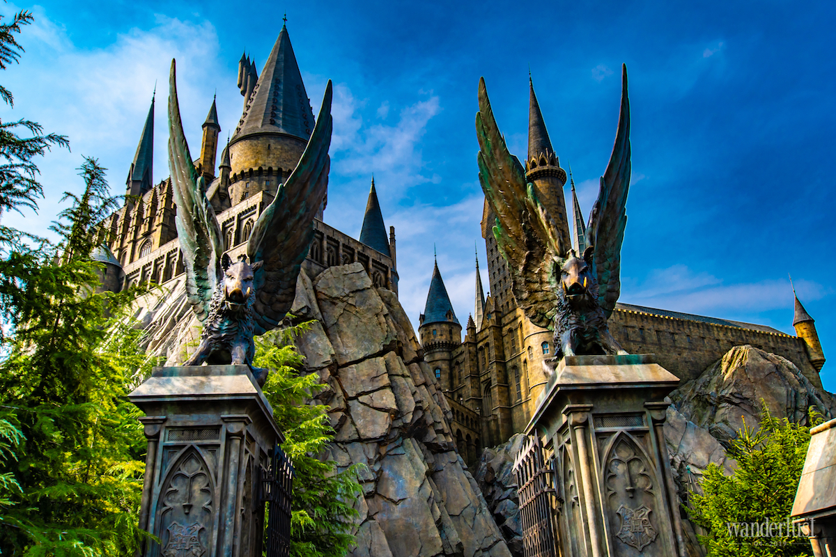 Wanderlust Tips Magazine | Adventures into the world of cinema at theme parks