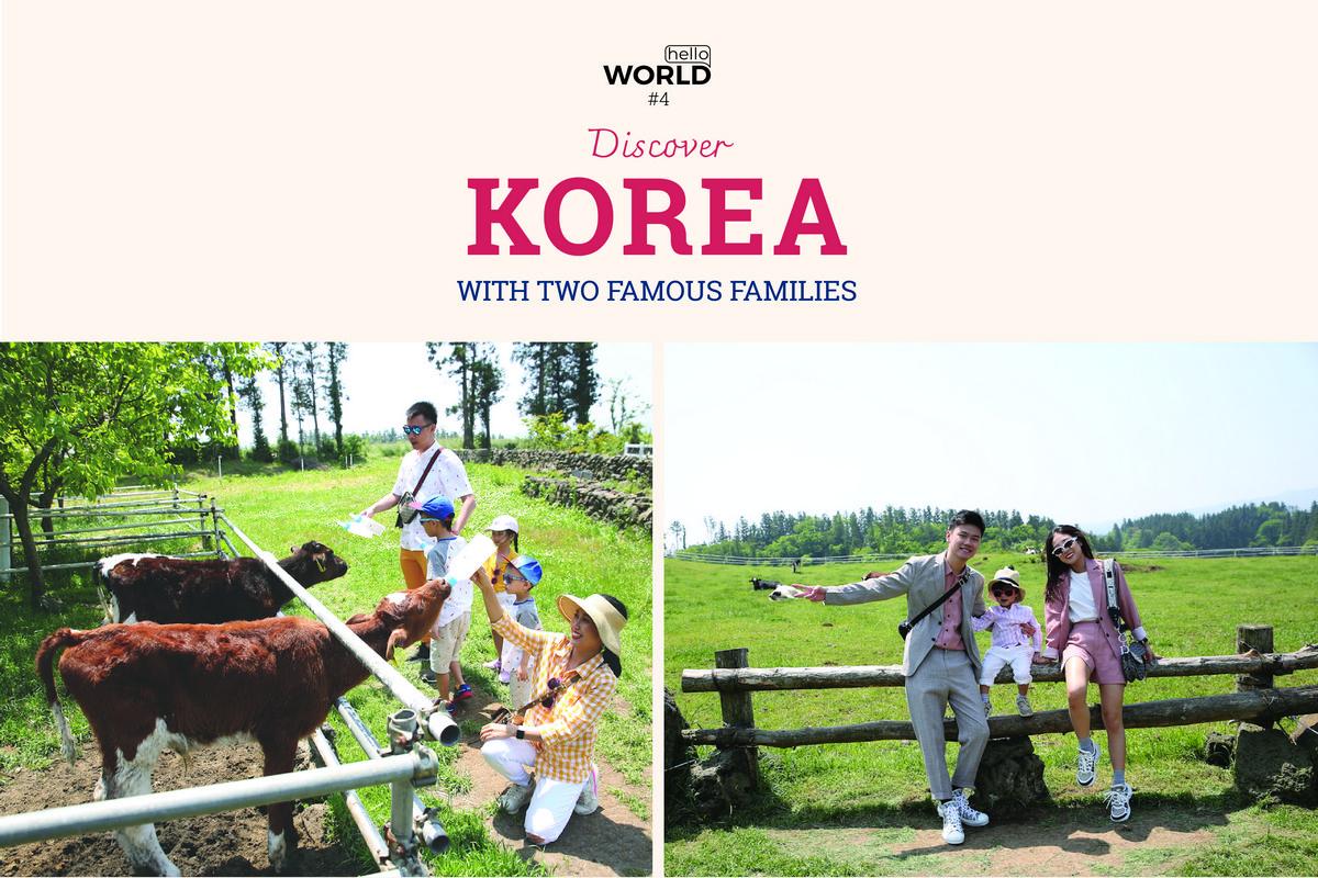 Wanderlust Tips Magazine   Wanderlust Tips Magazine in June 2019: Family Travel in Korea