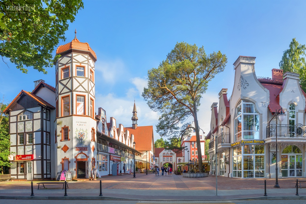 Wanderlust Tips Magazine   The secluded land named Kaliningrad