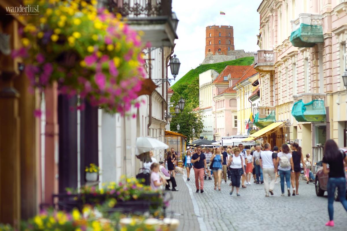 Wanderlust Tips Magazine   Vilnius: The peaceful heart of Lithuania