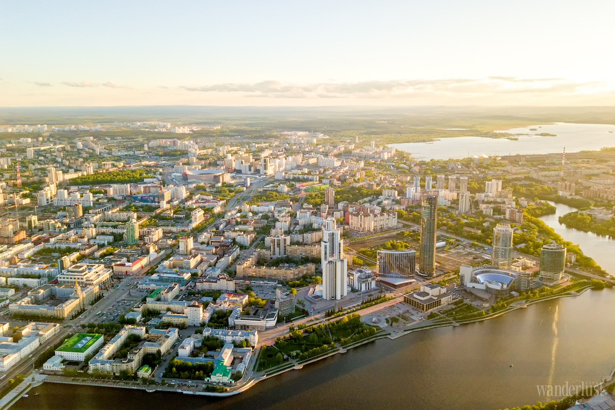 Wanderlust Tips Magazine | Russian in May (Part 2): Yekaterinburg, the Heart of the Urals