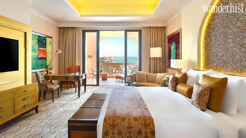 Wanderlust Tips Treat yourself to a stay at Marsa Malaz Kempinski, The Pearl - Doha