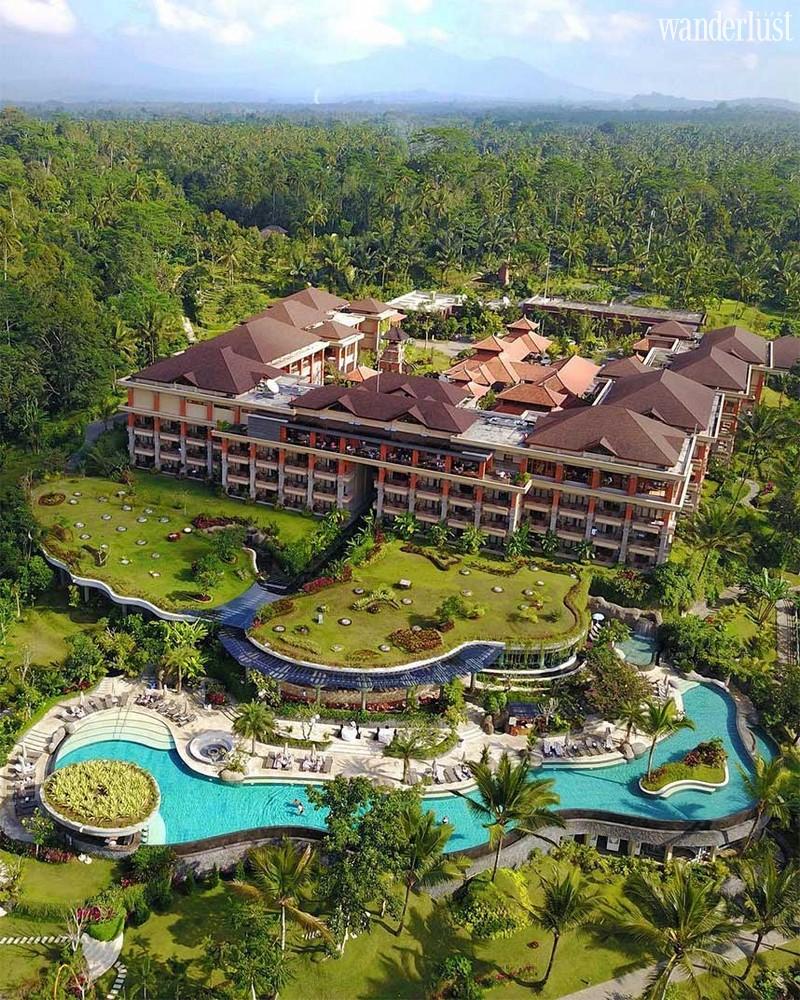 Wanderlust Tips Experience Balinese culture at the Padma Resort Ubud