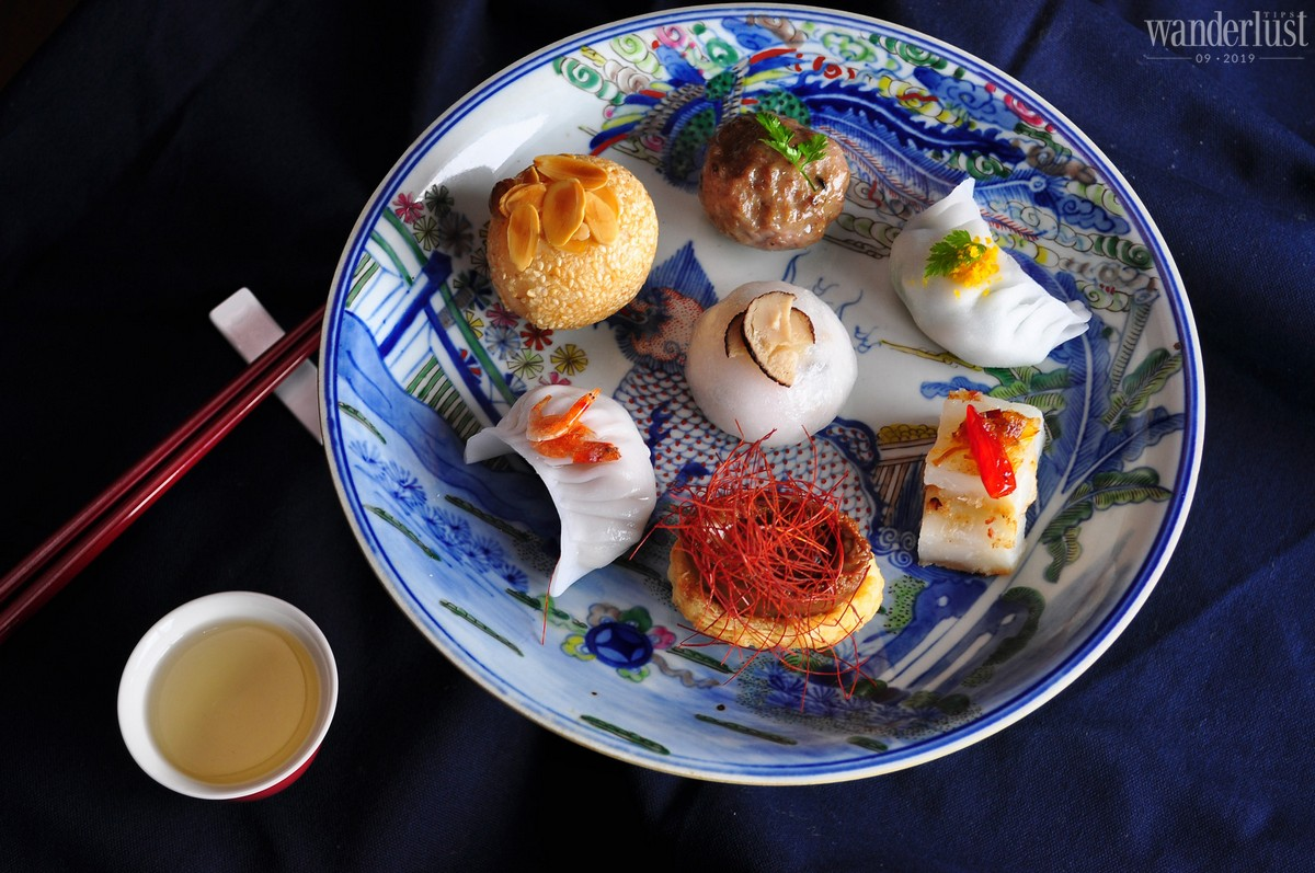 Wanderlust Tips   Experience Taipei cuisine at Michelin star restaurants