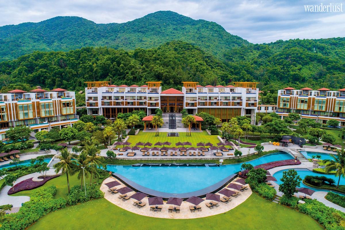 Wanderlust Tips | Angsana Lăng Cô Resort honoured as the Leading MICE Resort 2019