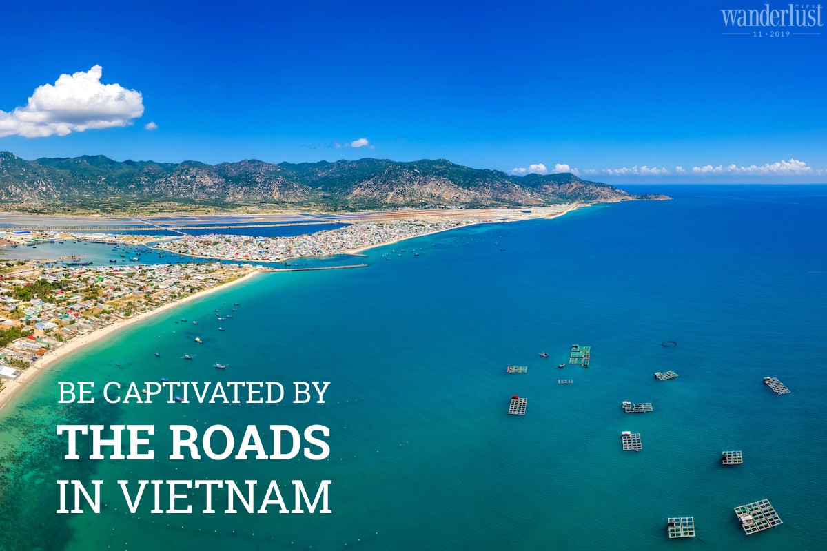 Wanderlust Tips | Be captivated by the roads in Vietnam