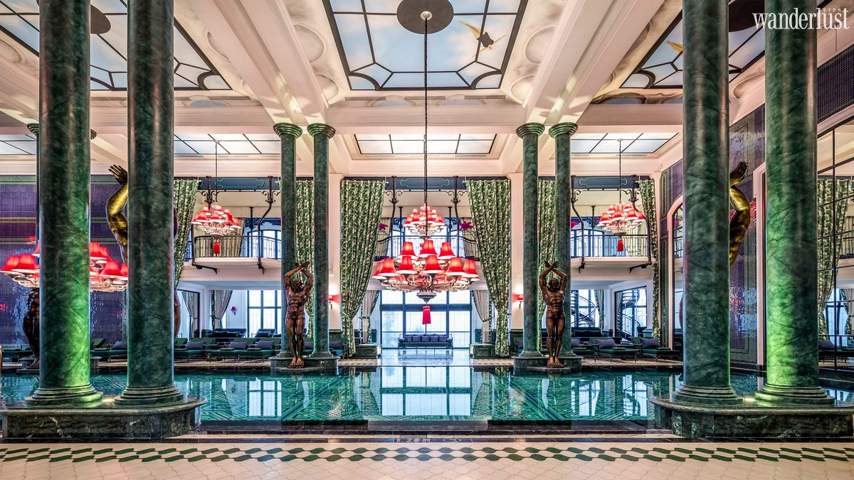 Wanderlust Tips | Best Hotels Resorts Awards 2019 recognised Hotel de la Coupole – MGallery as the Leading Boutique Hotel
