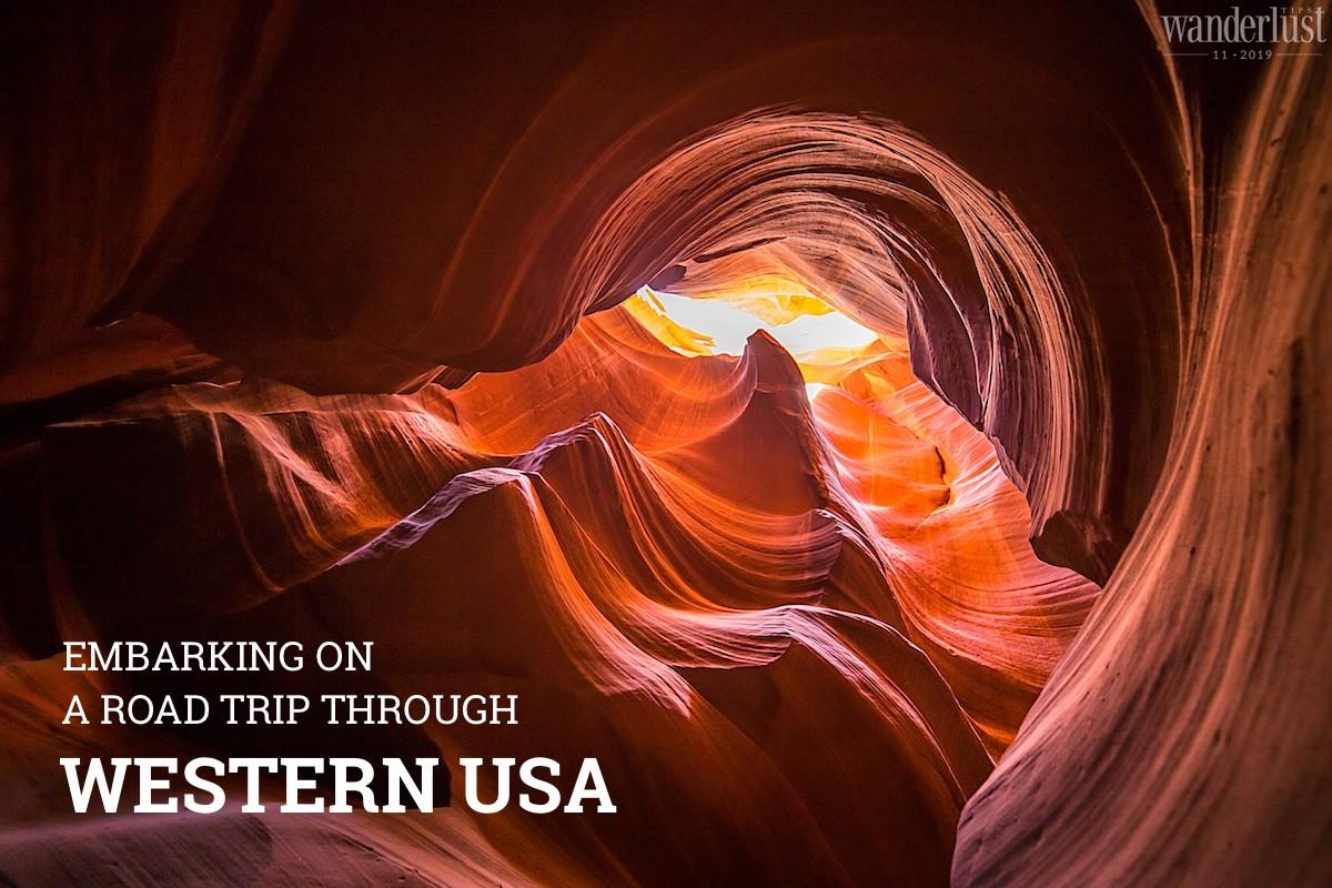 Wanderlust Tips | Embarking on a road trip through western USA