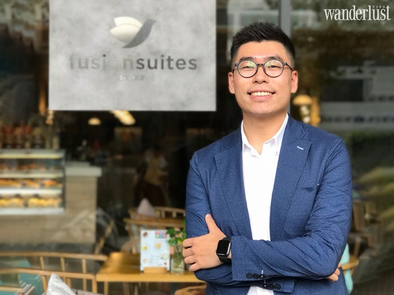 Wanderlust Tips   Fusion announces new General Manager for Fusion Suites Saigon