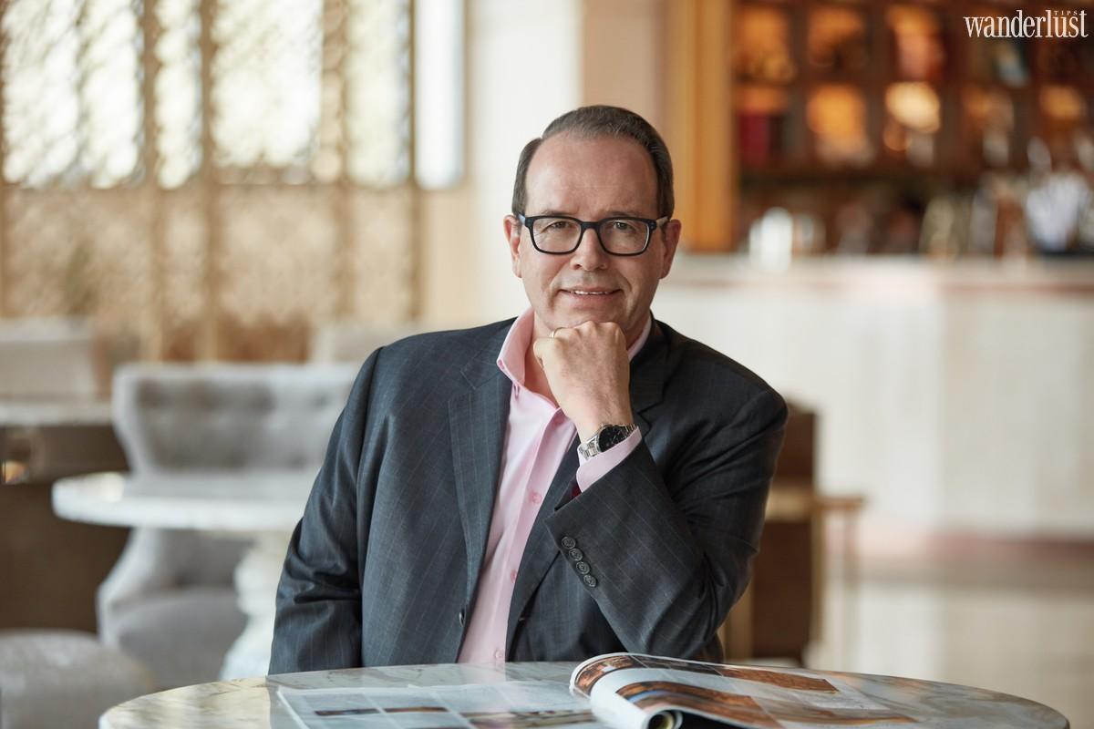 Wanderlust Tip | General Manager of the year honoured Mr Frank Bochmann