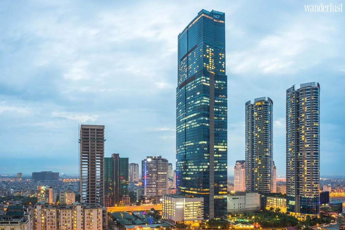 Wanderlust Tips   InterContinental Hanoi Landmark72 receives Best Hotels and Resorts Award 2019 as the Leading MICE Hotel
