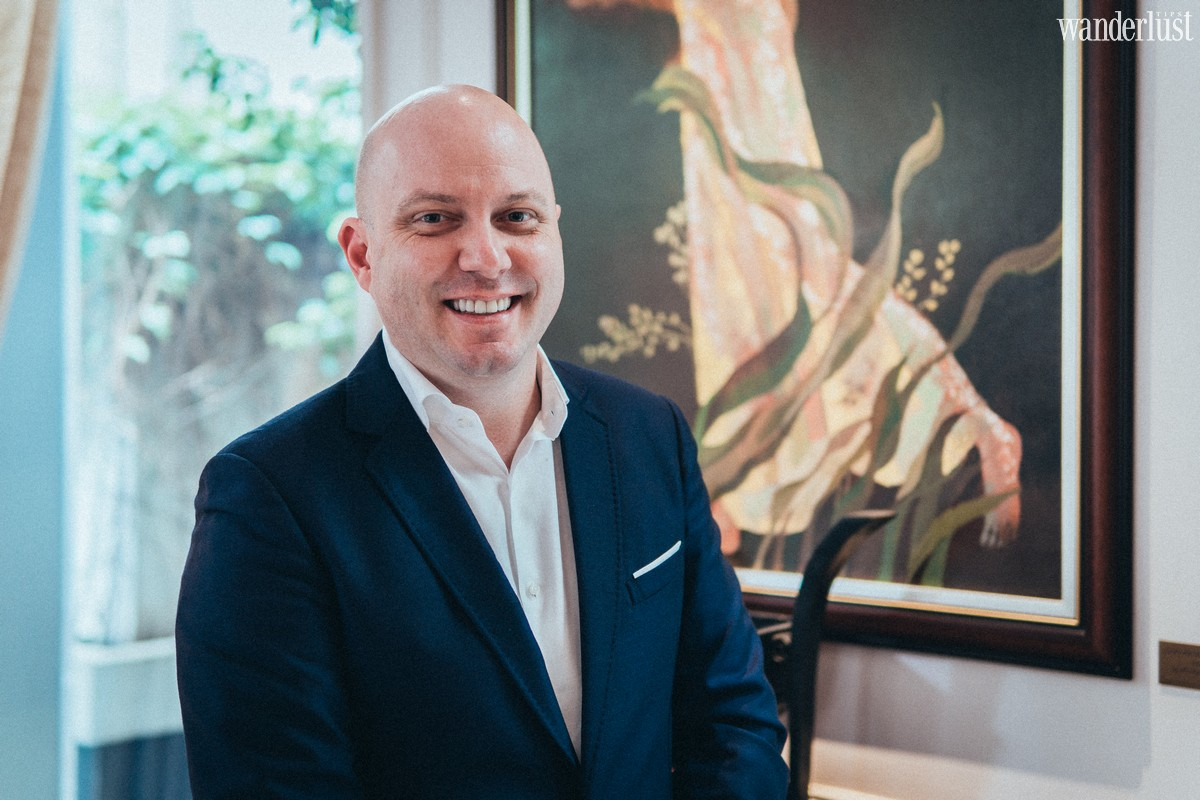Wanderlust Tips | Mr Carl Gagnon crowned as General Manager of the year