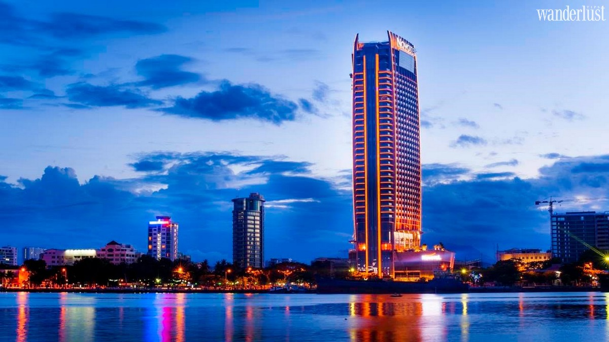 Wanderlust Tips | Novotel Danang Premier Han River crowned the Leading MICE Hotel 2019