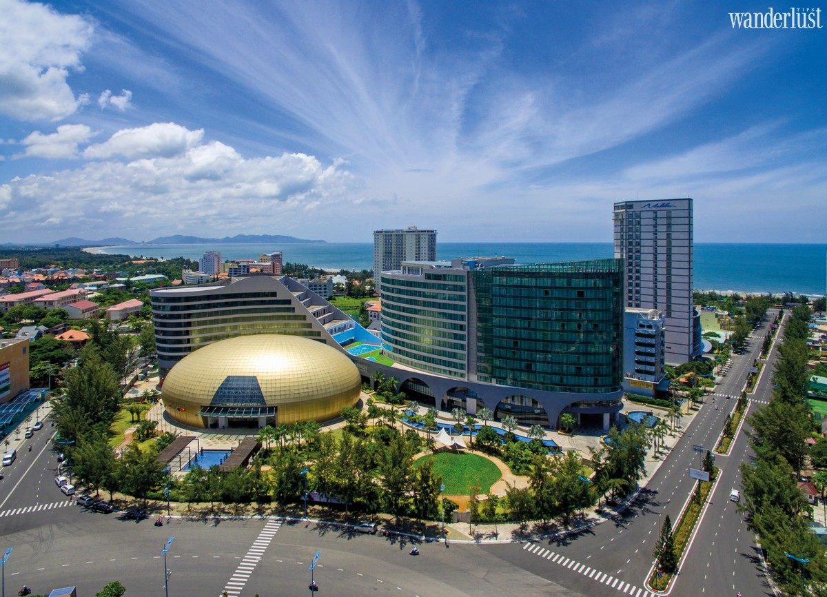 Wanderlust Tips   Pullman Vung Tau Hotel & Convention Centre awarded the Leading MICE Hotel 2019