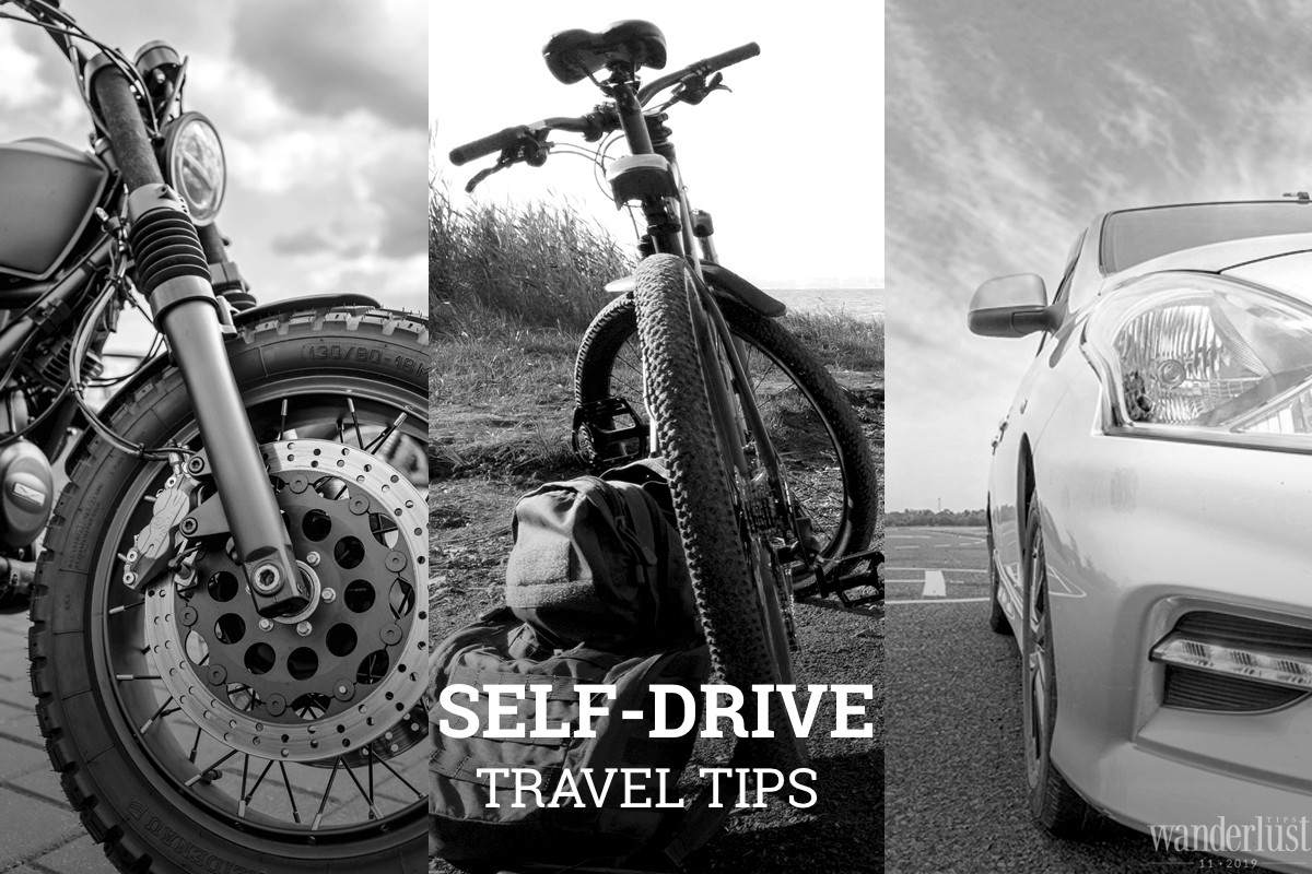 Wanderlust Tips | Self-drive travel tips