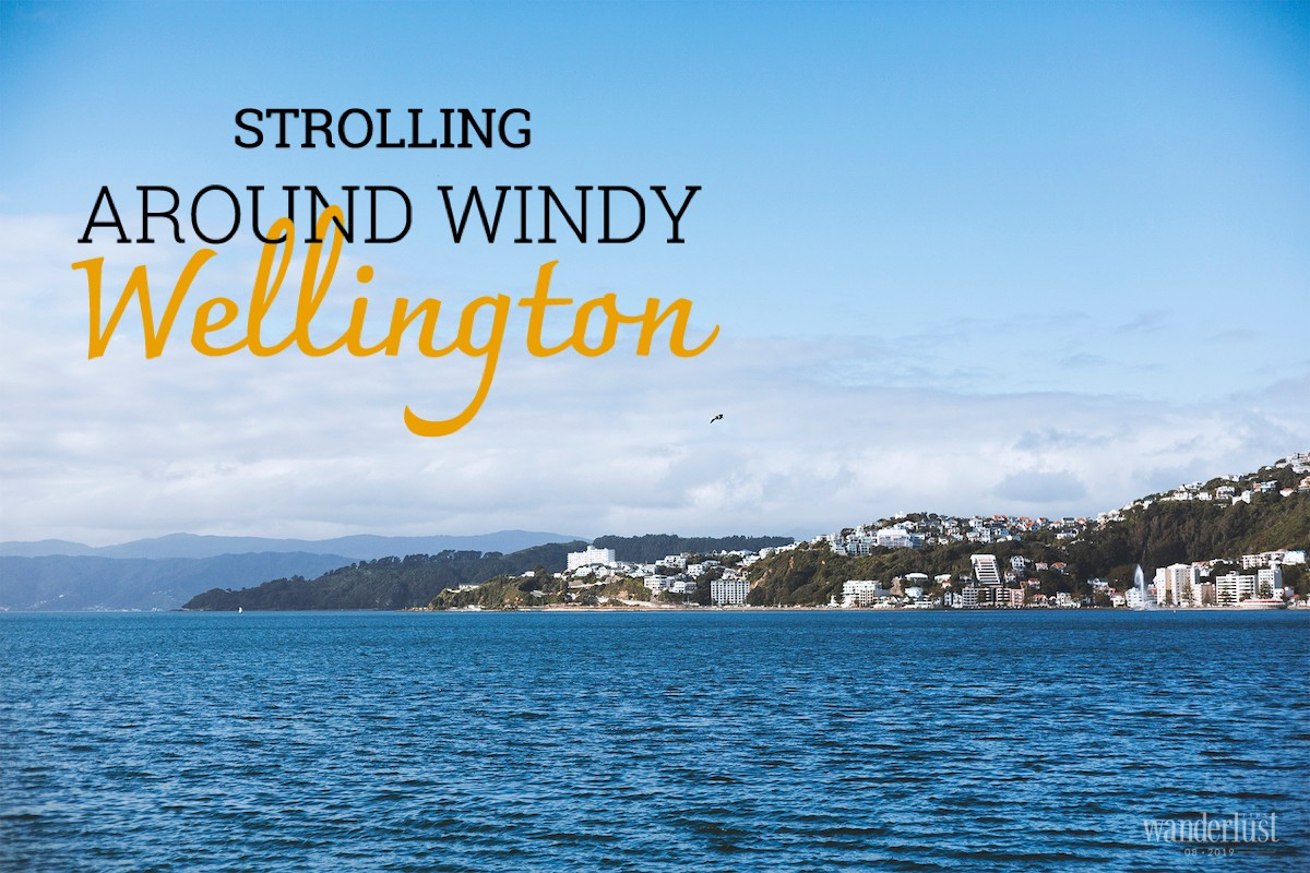 Wanderlust Tips Magazine | Strolling around windy Wellington