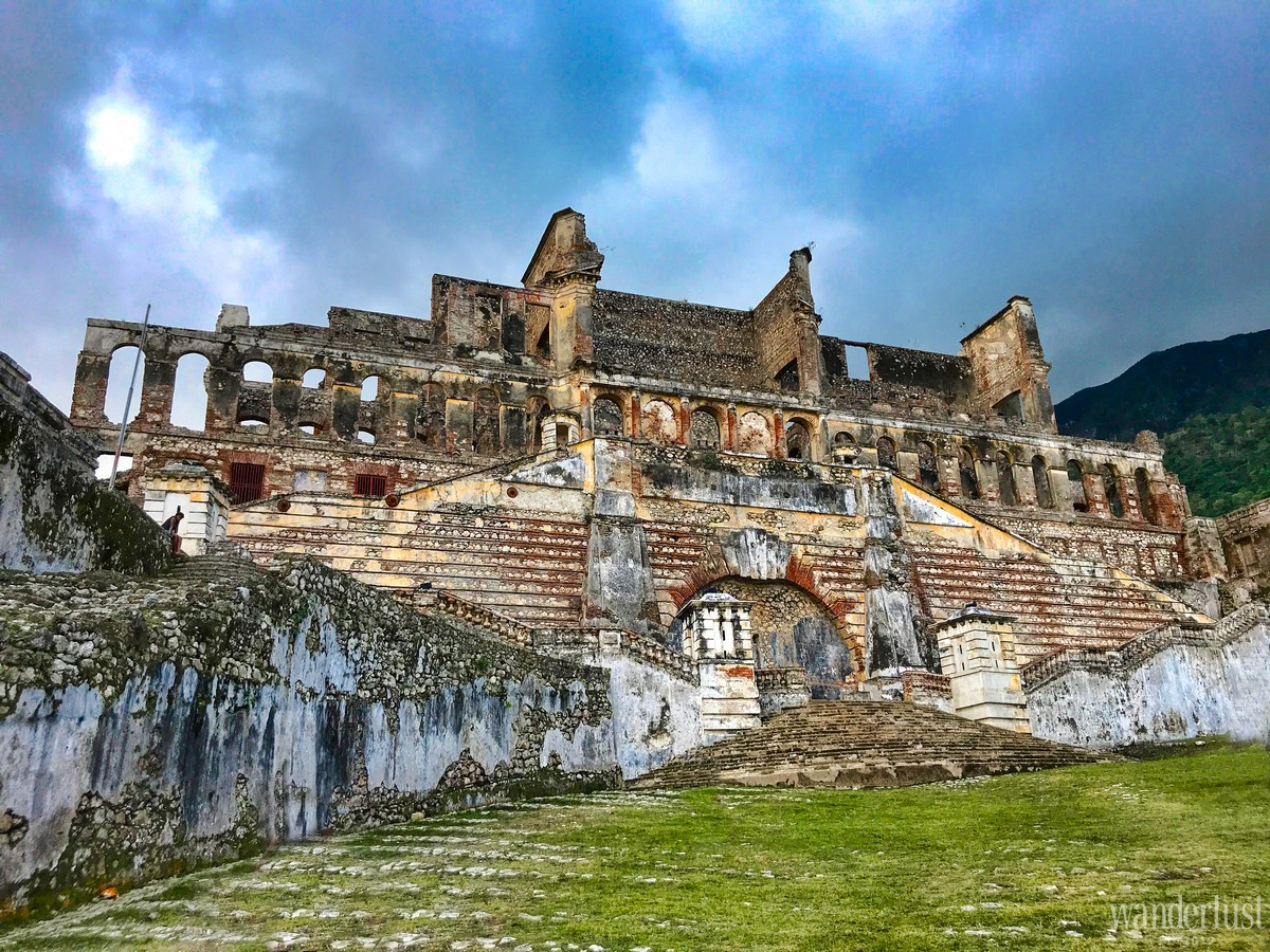 Wanderlust Tips | The imposing stone fortresses in Haiti