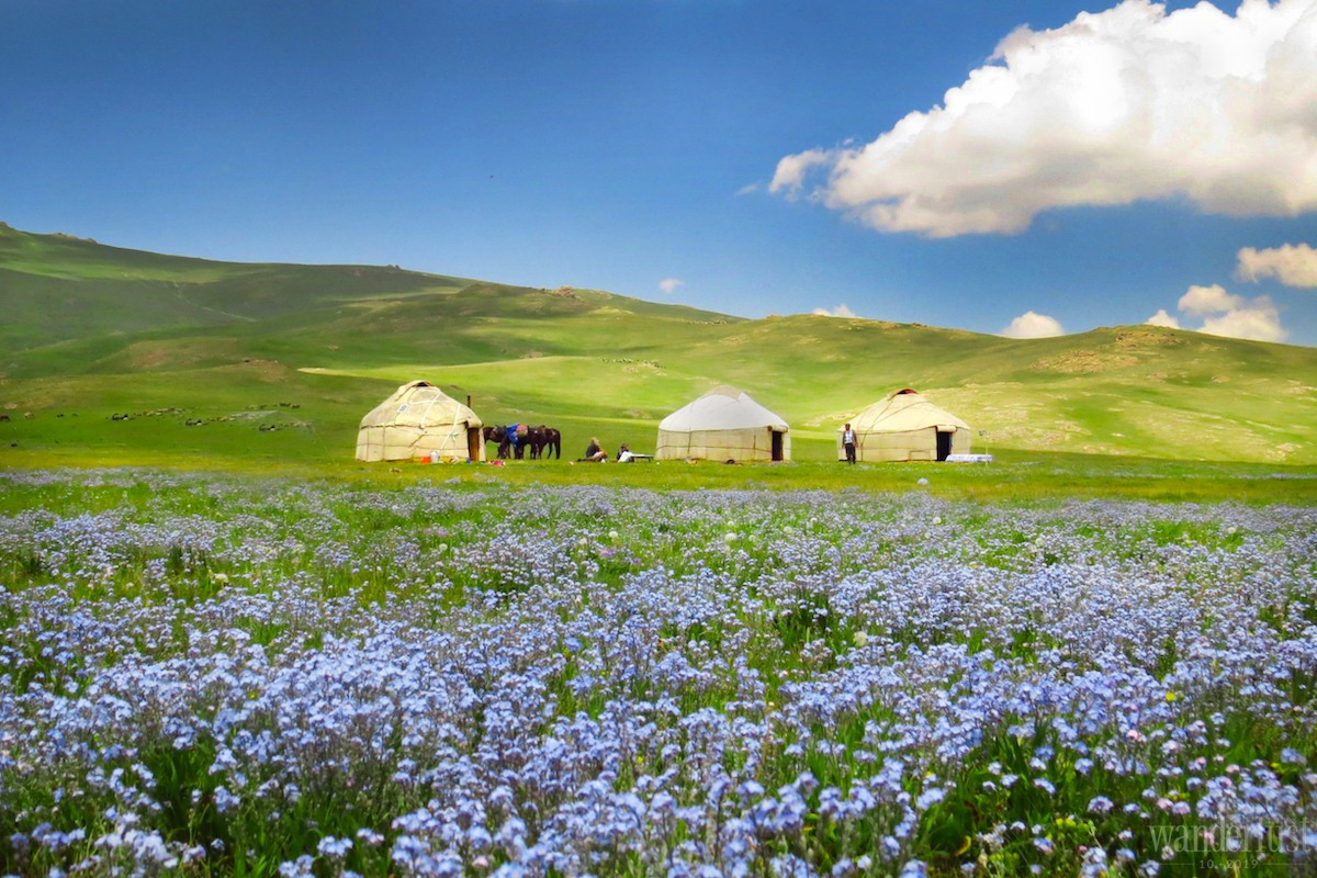 Wanderlust Tips magazine | The mysterious and marvellous beauty of Central Asia