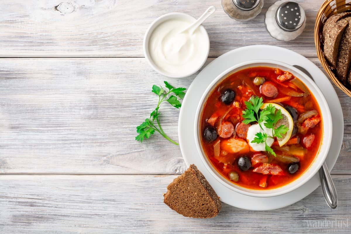 Wanderlust Tips   Hot delicacies for cold winter days
