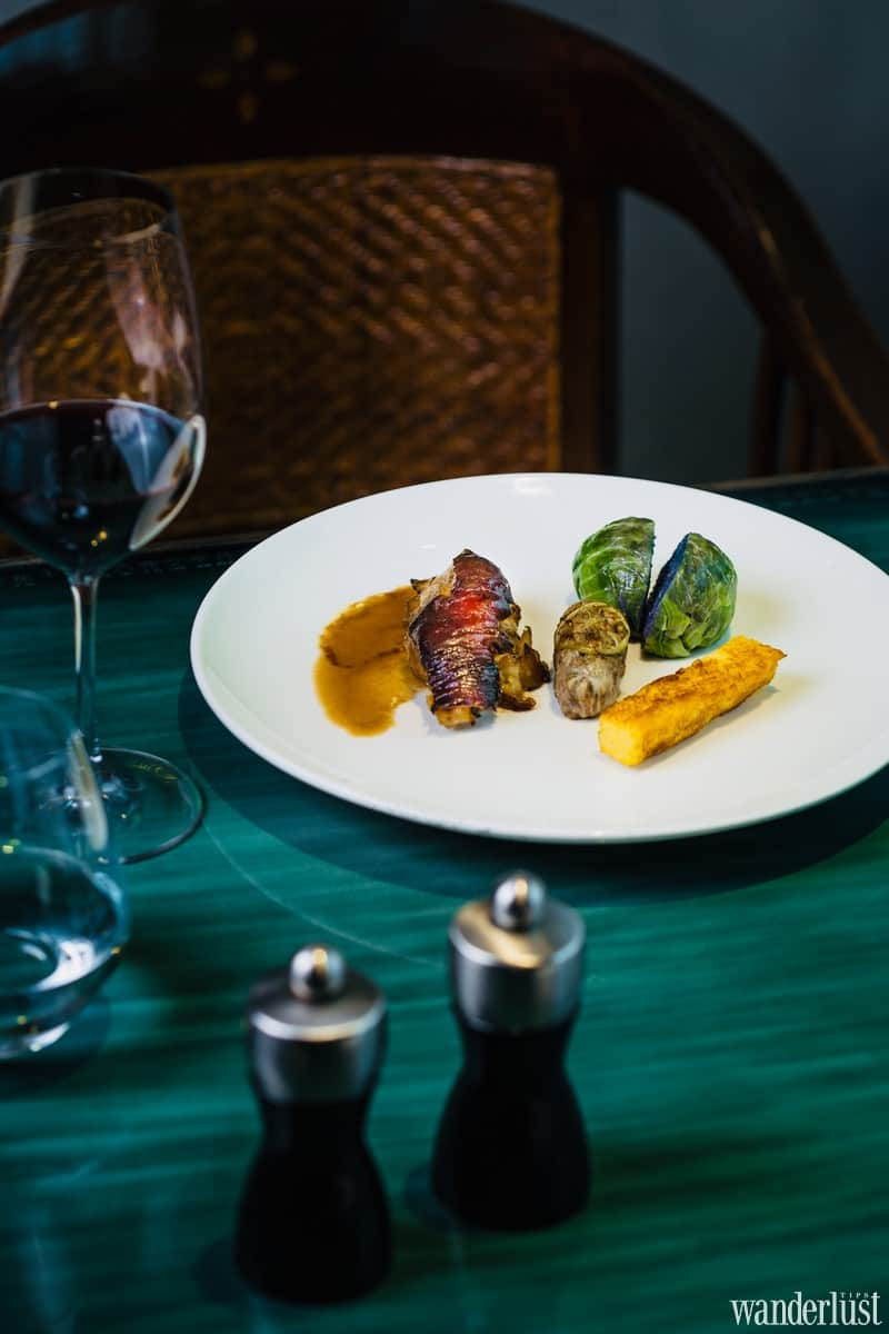 Wanderlust Tips | What does a Michelin-starred chef say about green cuisine?